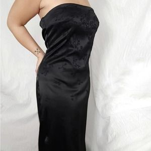 RAMPAGE Strapless Beaded Evening Dress 11
